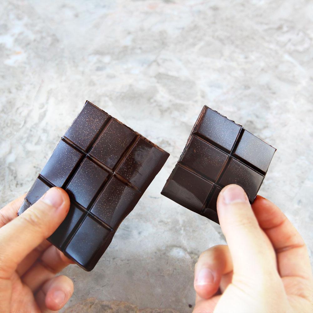 Keto Chocolate Bars Made From Scratch (Sugarfree, Gluten-Free, Vegan)