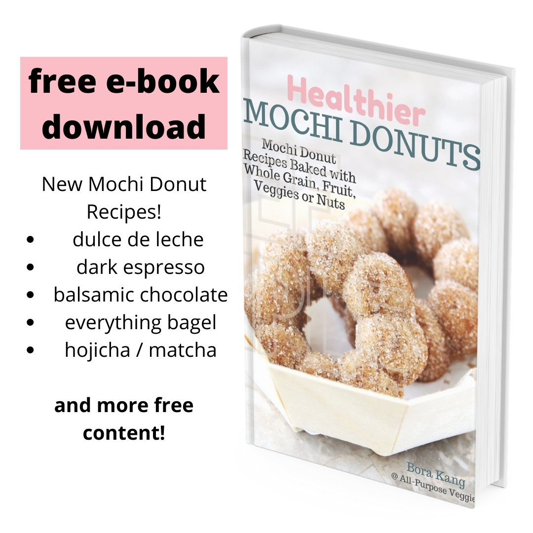 subscribe now mochi donut e-book